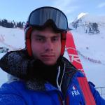 Jordan, membre de l'équipe de France Espoirs et de la FEDEEH